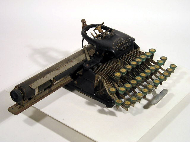 The Very First Typewriter